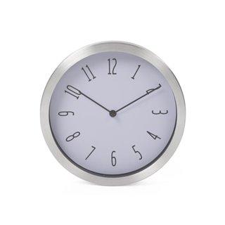 Horloge Murale En Aluminium - Ø 20 Cm