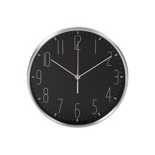 Horloge Murale En Aluminium - Ø 25 Cm