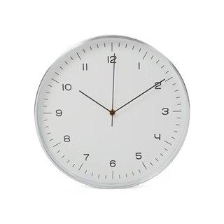 Horloge Murale En Aluminium - Ø 30 Cm