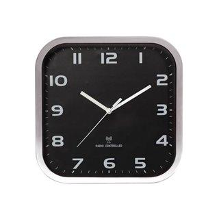 Horloge Murale En Aluminium - 27 X 27 Cm