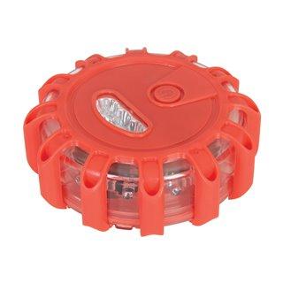 Gyrophare rouge LED - 15 LED