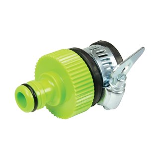 "Raccord robinet rond - 15 - 18 mm (F) / 12,7 mm - 1/2"" (M)"