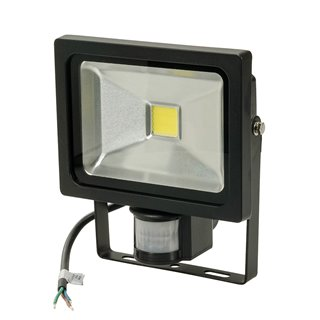 Projecteur LED COB - 20 W PIR