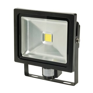 Projecteur LED COB - 30 W PIR