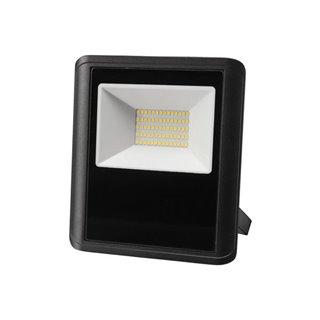 Projecteur Led D'Extérieur - 50 W, Blanc Neutre - Noir