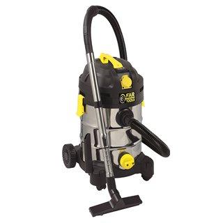 Aspirateur liquides et poussières 1400 W - Fartools NET-UP25IB