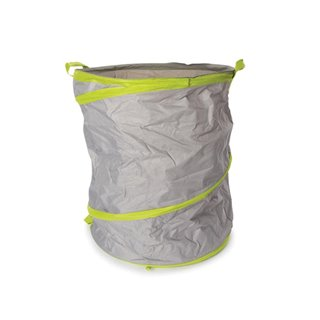 Sac De Jardin Pliable - Polyester + Pvc - 166 L