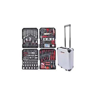 Valise a outils - 253 Pièces