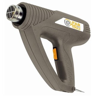 Pistolet a air chaud 1500 W - Fartools HGGW 1500C