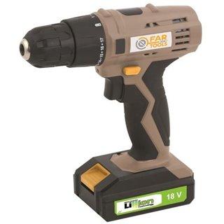Perceuse sans fil 18 V - Fartools LI 180