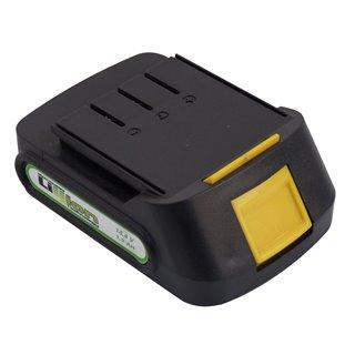 Batterie Tension 14,4 V, Ampérage de la batterie 1,5 AH