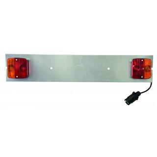 Rampe de signalisation métal longueur 0.75m - Cable 4m