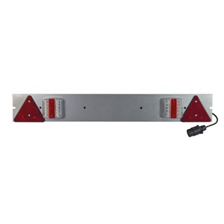 Rampe de signalisation metal feu Led Longueur 1m - Cable 4m