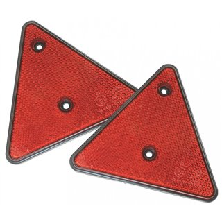 Lot de 2 Triangles