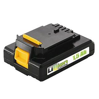 Batterie Tension 18 V - Ampérage de la batterie 1,5 AH - Li-ion