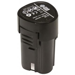 Batterie Tension 10,8 V, Ampérage de la batterie 1,3 AH, Type de batterie Li-ion