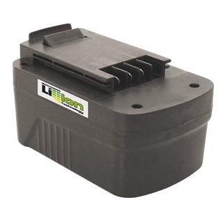 Batterie Tension 18 V, Ampérage de la batterie 1,3 AH, Type de batterie Li-ion