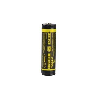 Xtar - Accu Li-Ion Cylindrique 3.7 V - 800 Mah - 14500