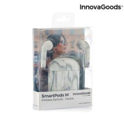 Casques Sans Fil Smartpods M Marble InnovaGoods