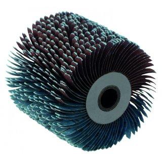 Brosse à lanières abrasives Diamètre 120 MM - Fartools