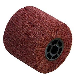 Brosse fibre synthétique Diamètre 120 MM