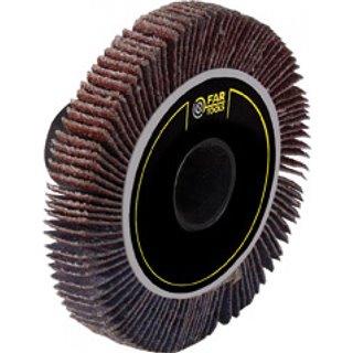Rouleau à lamelles abrasives - Diamètre 60 MM