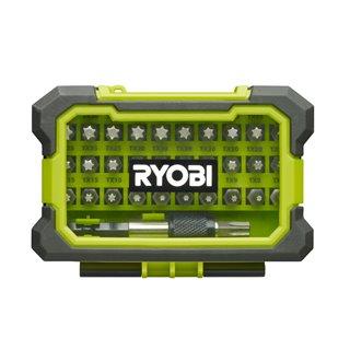Coffret antichocs 32 accessoires de vissage - Ryobi RAK32TSD