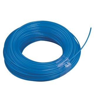 25 M DE FIL Ø 1,5 MM - Couleur bleu - universel pour coupe bordureset debrousailleuses - Ryobi RAC132