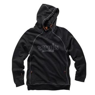 Sweatshirt à capuche noir Trade - Taille XXL