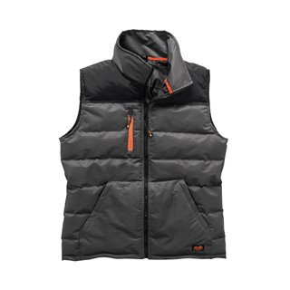 Gilet Worker gris - Taille L