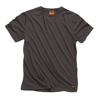 T-shirt gris Worker - Taille S