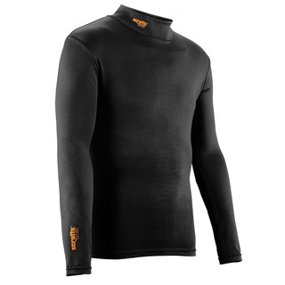 T-shirt sous-vêtement thermique Pro noir - Taille XL