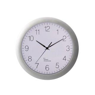 Horloge Murale En Aluminium - Ø30Cm