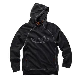 Sweatshirt à capuche noir Trade - Taille XL
