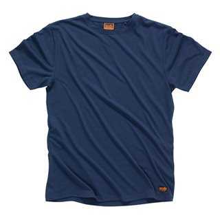 T-shirt bleu marine Worker - Taille L