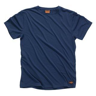 T-shirt bleu marine Worker - Taille XXL