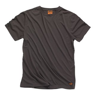 T-shirt gris Worker - Taille XXL