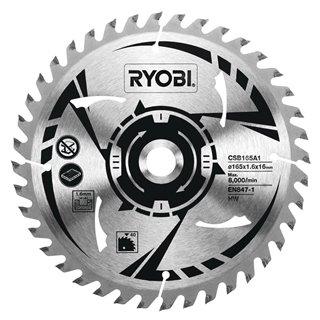 Lame de scie circulaire 165mm - Ryobi CSB165A1