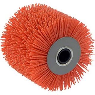 Brosse nylon diamétre 120 mm - Alésage 19,5 - Fartools