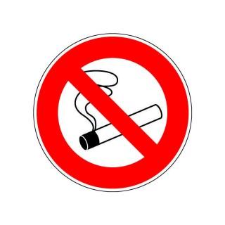 Panneaux De Signalisation Défense de Fumer