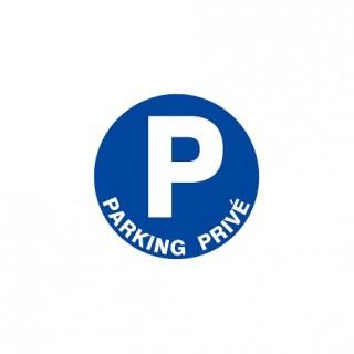 Panneau Signalisation Parking Prive