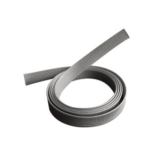 Cache-Câbles - Flexibles - 20 Mm X 5 M - Noir
