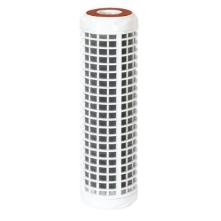 """Cartouche filtrante CFA lavable 50 microns + CCA charbons actifs 9""""3/4 5"""