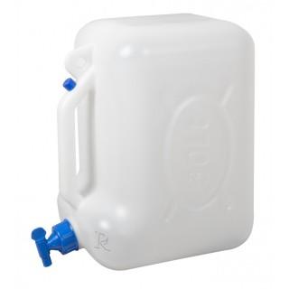 Jerrican qualité alimentaire 30L avec robinet