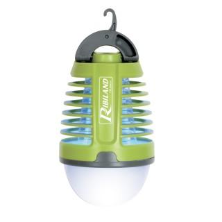 Lampe et/ou anti-moustiques 2en1 à batterie