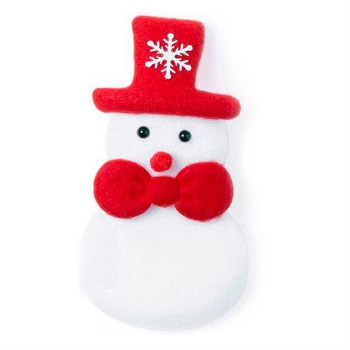 Aimant de Noël 145467-Couleur-Blanc