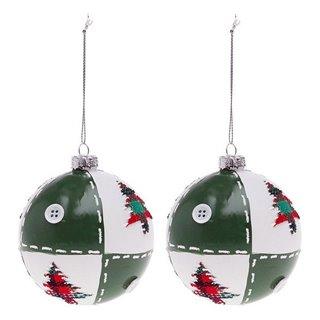 Boules de Noël (2 pcs) 111301
