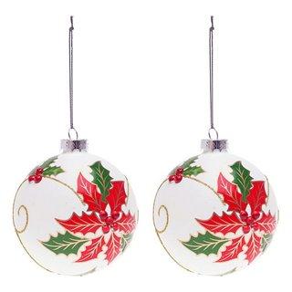 Boules de Noël (2 pcs) 112100