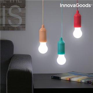 Ampoule LED Portable avec Cordon InnovaGoods