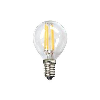 Ampoule LED Sphérique Silver Electronics 1960314 E14 4W 3000K A++ (Lumière chaude)